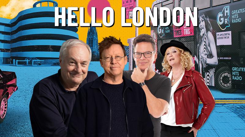 Greatest Hits Radio ha sustituido a Absolute Radio en la 105.8 FM de Londres.